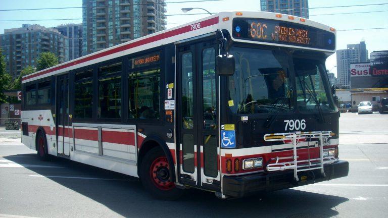 Toronto-TTC-Student-U Pass