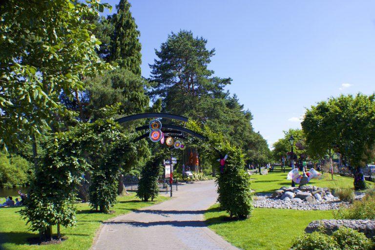 Toronto-linear park-Scarborough-Rouge National Urban Park-The City of Toronto