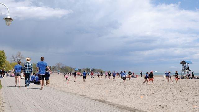 Cobourg-Victoria-Beach