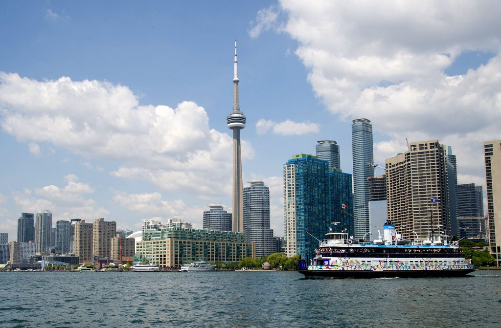 Toronto-Toronto-Islands