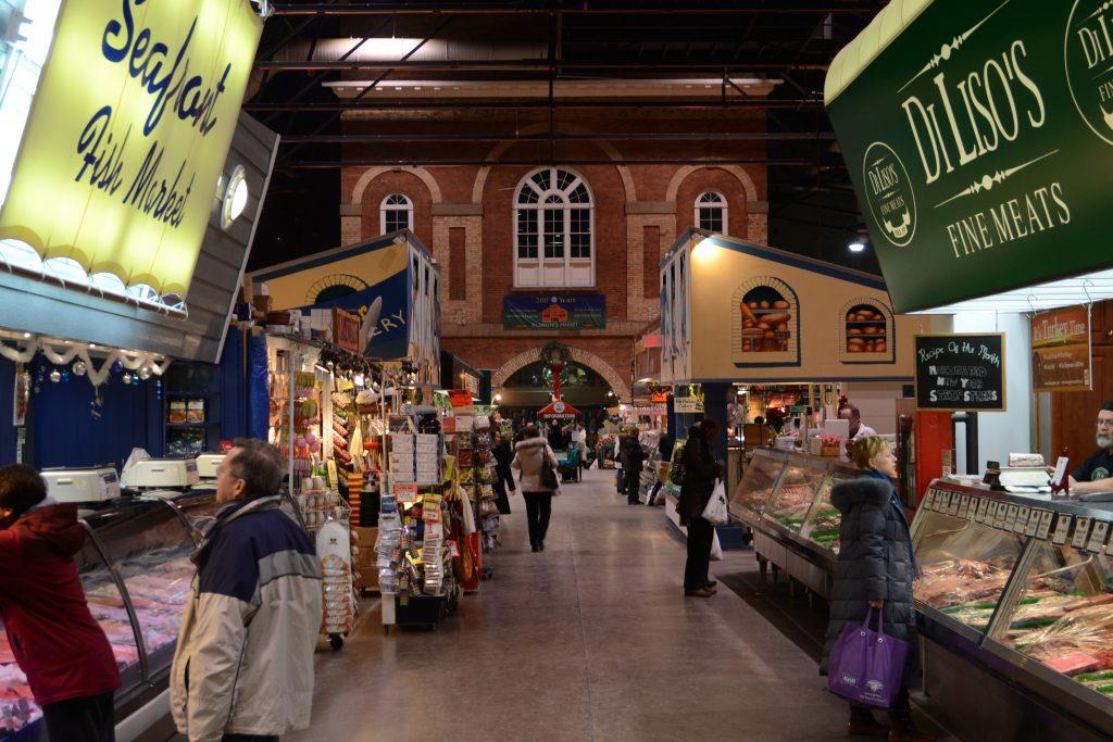 Toronto- St-Lawrence-Market