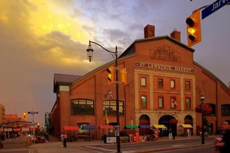 Toronto-St.Lawrence Market-Farmer's Market